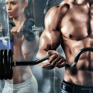 hgh for muscle growth bodybuilder