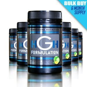 hgh formulation growth hormone